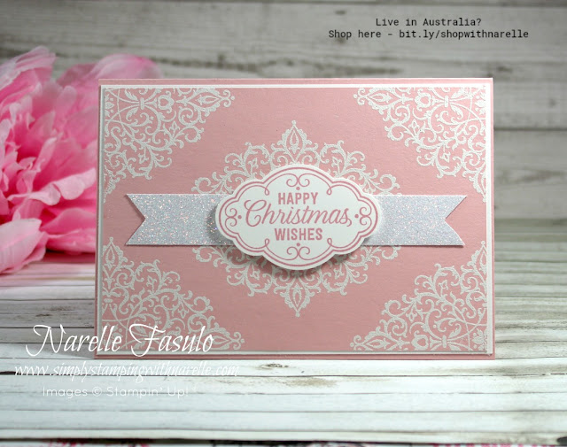 Make gorgeous and elegant cards for any occasion using the Flourish Filigree stamp set. See it here - http://bit.ly/FlourishFiligree