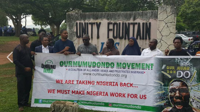 Resume-Or-Resign-protest-against-Buhari-Abuja-4