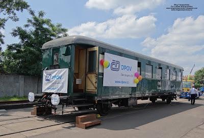 Wagon Ce nr 3-3397, Czech Raildays 2018