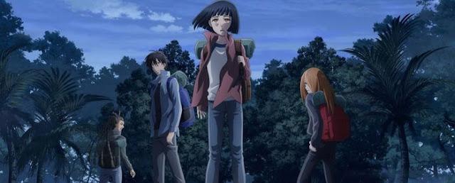 7 Seeds Anime Visual