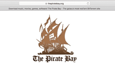 Facebook bloqueia os links do Pirate Bay