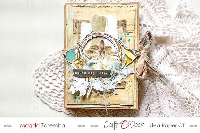 Pieśń kolibra - Inter - Lock Double Card