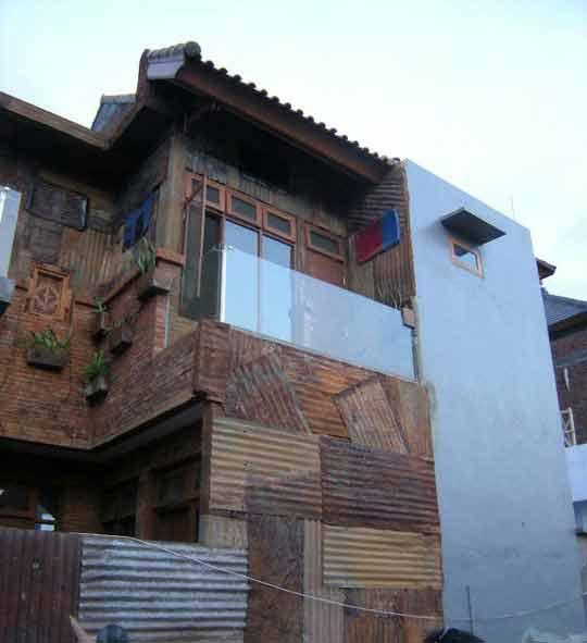 68 Koleksi Desain Taman Atap Rumah Terbaik