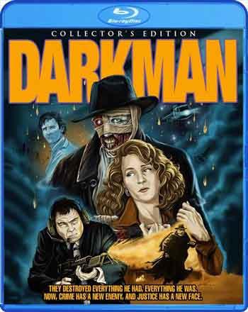Darkman 1990 480p 300MB BRRip Dual Audio [Hindi - English] MKV
