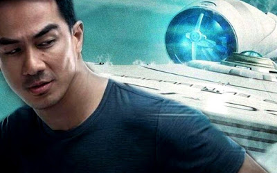 Foto Joe Taslim Star Trek Beyond