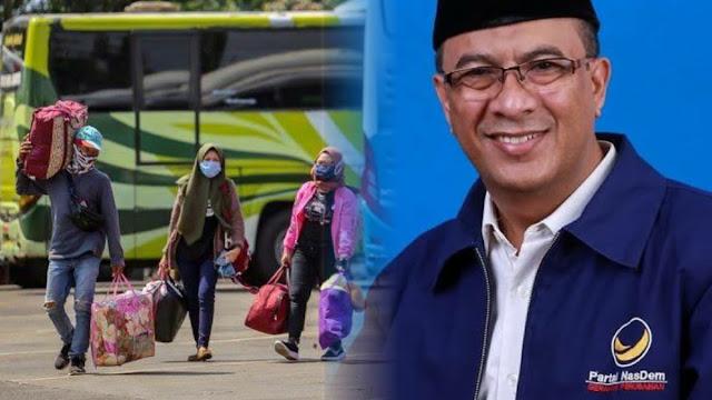 Anggota DPR Usul Sanksi Pemudik Bandel Denda Rp100 Juta Saja, Tak Perlu Penjara