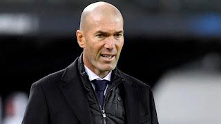 Zidane inline to coach France If Deschamps leaves