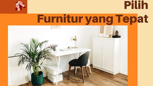 ruang kerja minimalis dalam rumah
