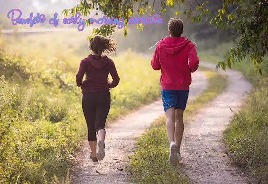 Benefits of early morning exercise