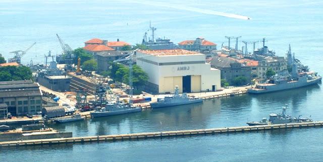 Resultado de imagem para Brasil vai investir US$ 1,8 bi em corvetas