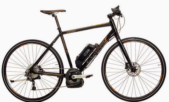 Bosch elcykel – Elektrische landbouwvoertuigen