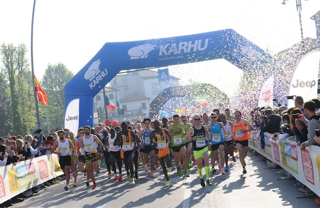 Dogi'S Half Marathon 2017 - la partenza