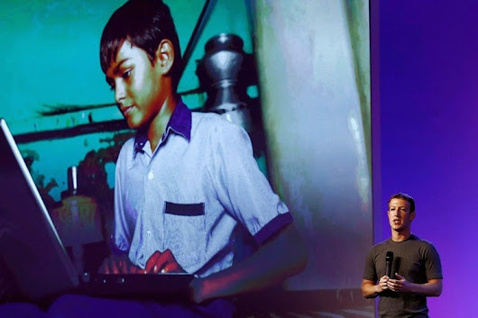Facebook CEO Mark Zuckerberg launches free internet programme in India - Gadget Guru