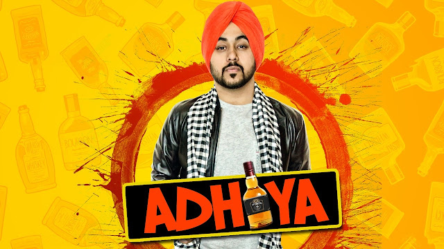 Adhiya Lyrics By Deep Karan | Punjabi Sad Song