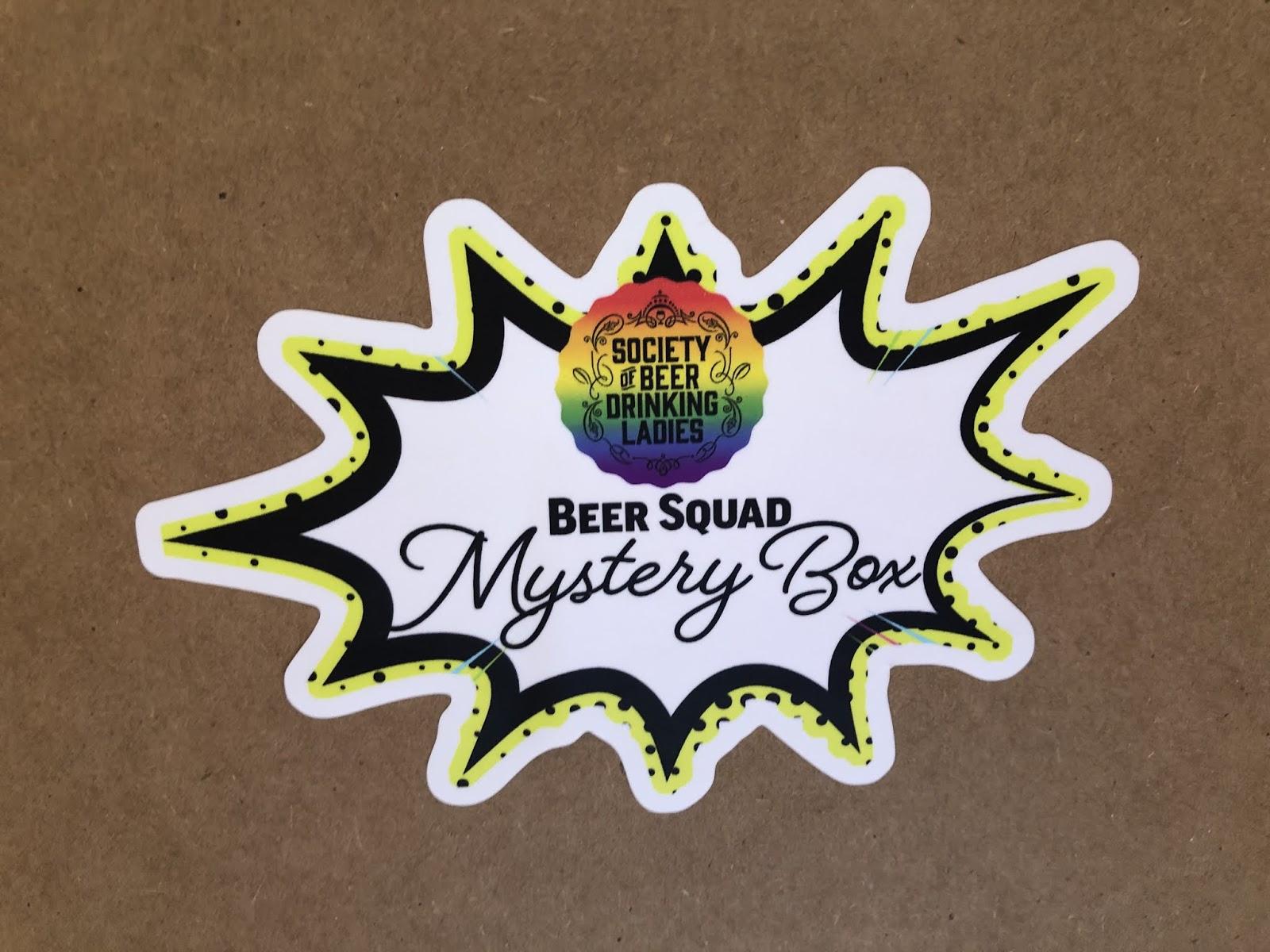 Teena In Toronto Beer Squad Mystery Box Society Of Beer Drinking Ladies