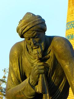 Der persisch-arabische Mathematiker Al-Hwarizmī.