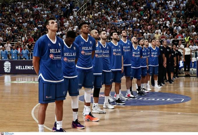 Διαφορά 14 πόντων επί της Τουρκίας για την Εθνική Ανδρών-Οι δηλώσεις Σκουρτόπουλου, Παπαγιάννη, Κόνιαρη-Φωτορεπορτάζ και το στατιστικό του αγώνα για το τουρνουά Ακρόπολις-Eurobank