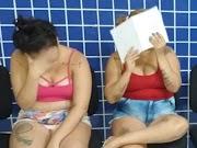 Mulher é presa e filha apreendida por tráfico de drogas em Parnaíba