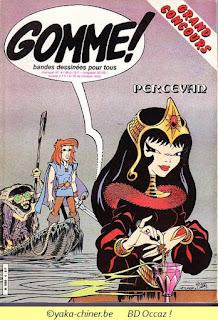 Gomme, numéro 4, 1982