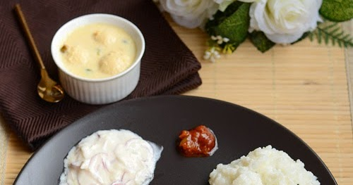 Curd Rice Recipe Rak S Kitchen
