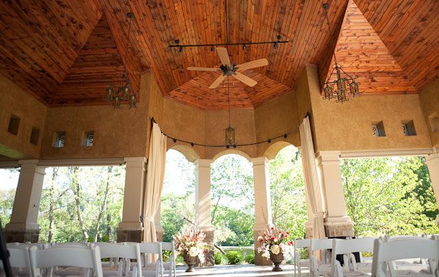 Rustic Wedding Venues In Ohio Gervasi Vineyard weddding