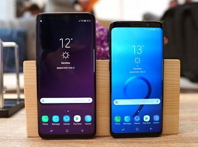 Daftar HP Samsung keluaran terbaru 2018 yang perlu anda coba !!!