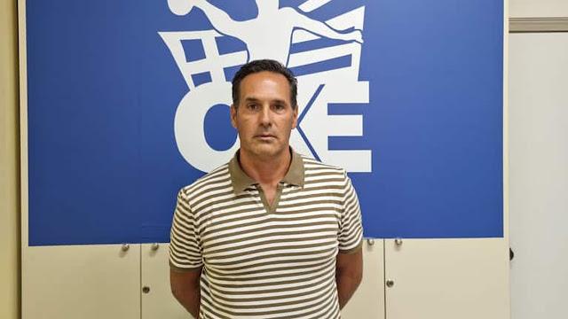 Νέος Πρόεδρος της ΔΕΠ/OXE ο Ανδρέας Μούκιος από το Άργος