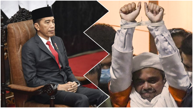 HRS-FPI, Kekuasaan Jokowi dan Kita