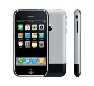 Evolusi Iphone dari masa ke masa