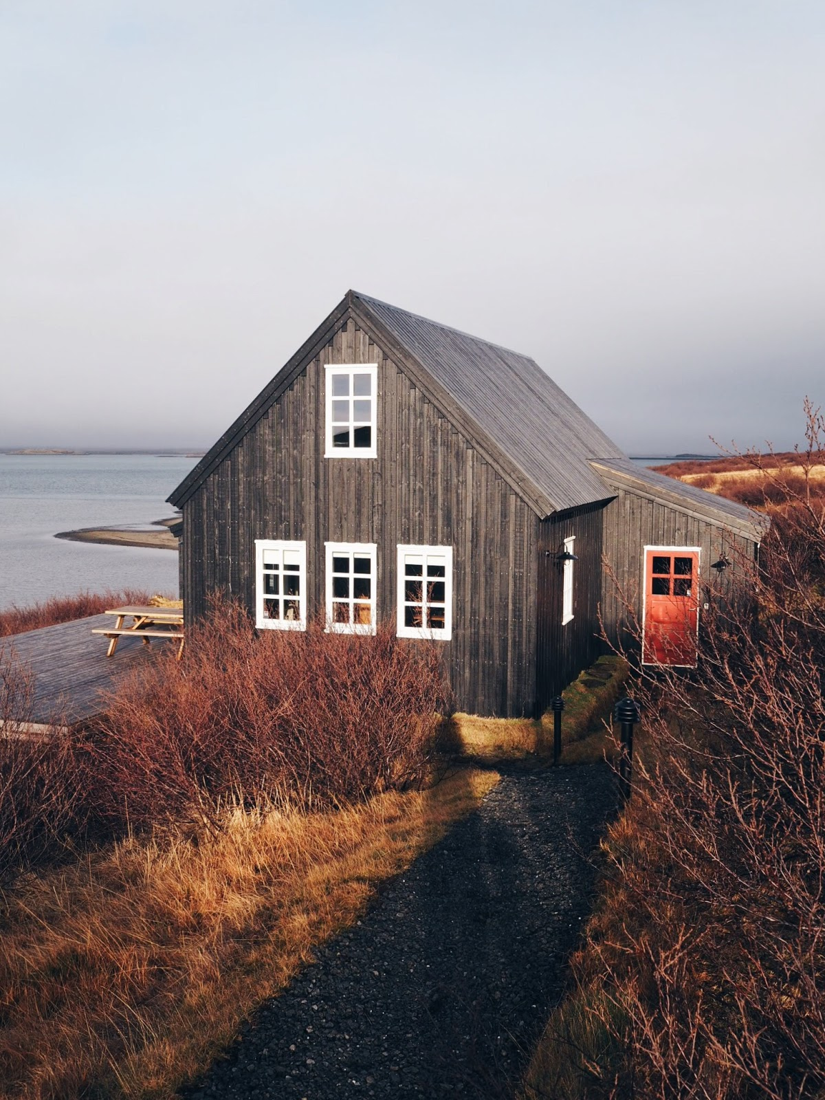 Where To Stay In Iceland Our Borgarnes Airbnb