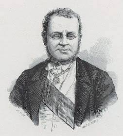 Count Camillo Benso di Cavour was named Italy's first prime minister
