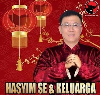 Ketua DPRD Medan Hasyim