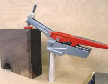 ARMOR TOOL CLAMPS