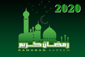 Updated Ramadhan 2020 h- dan puasa 2020 kurang berapa hari