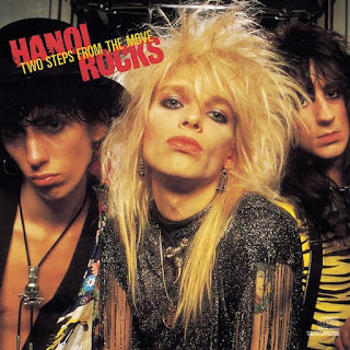 Up Around the Bend - covered by Hanoi Rocks (1984)