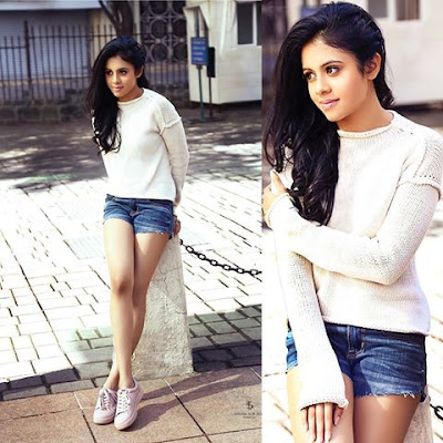 dishani chakravarthy, mithun da's adopted daughter