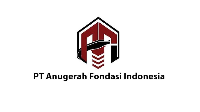 Lowongan Kerja Civil Engineering PT. Anugerah Fondasi Indonesia Tangerang