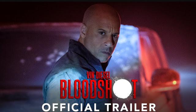 Hot New Movie Trailers Bloodshot