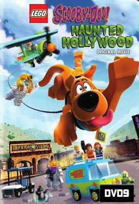 Lego Scooby-Doo!: Haunted Hollywood 2016 DVD9 R1 NTSC Latino