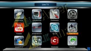 GX6605s New Software 2021 USB Update YouTube IPTV & CCcam