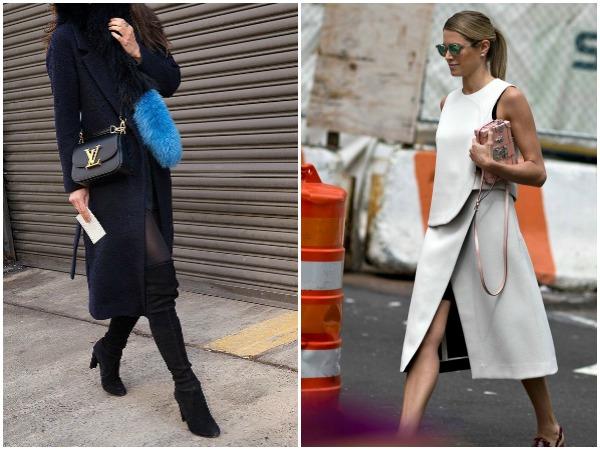 13 Formas De Vestirme Para Parecer Más Delgada Moda Y Estilo