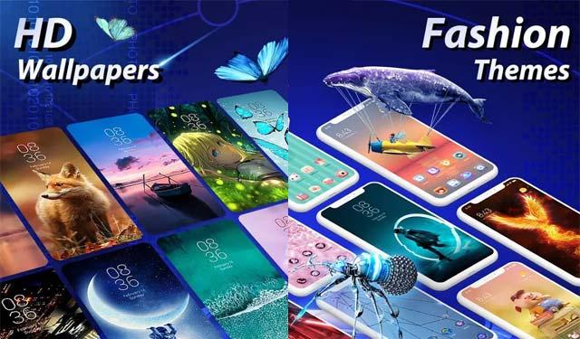 U Launcher 3D Android Terbaik
