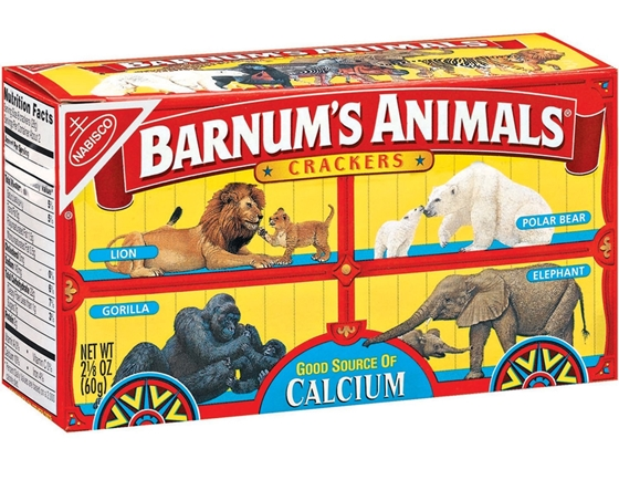 Human-Animal Studies Images: Are Animal Crackers Vegan?