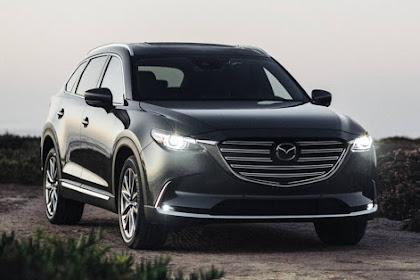 2021 Mazda CX9 Review