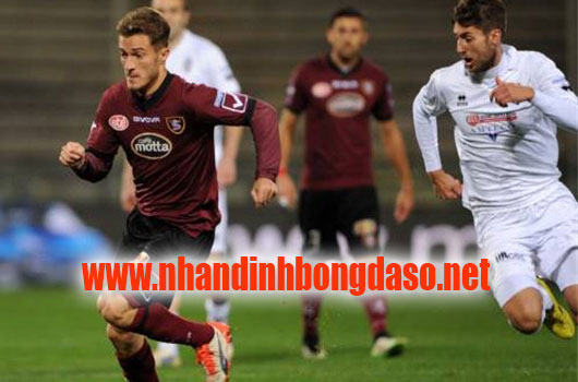 Virtus Entella vs Salernitana 2h00 ngày 27/6 www.nhandinhbongdaso.net