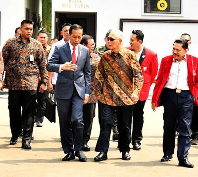 Presiden Jokowi Ingatkan Perbedaan Dalam Pesta Demokrasi Jangan Sampai Merusak Kerukunan - Info Presiden Jokowi Dan Pemerintah