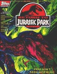 Return To Jurassic Park