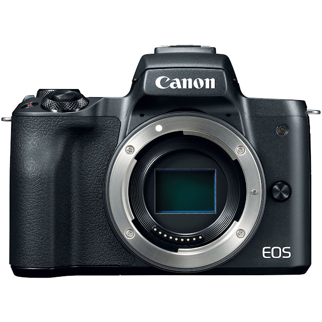 Budget Camera for Vloggers: Canon EOS M50