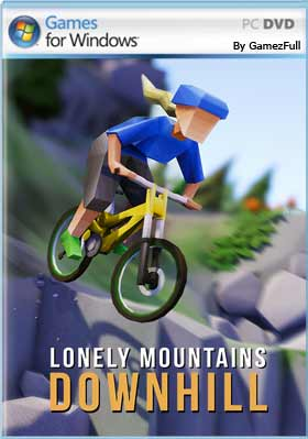 Descarga Lonely Mountains: Downhill pc mega y google drive