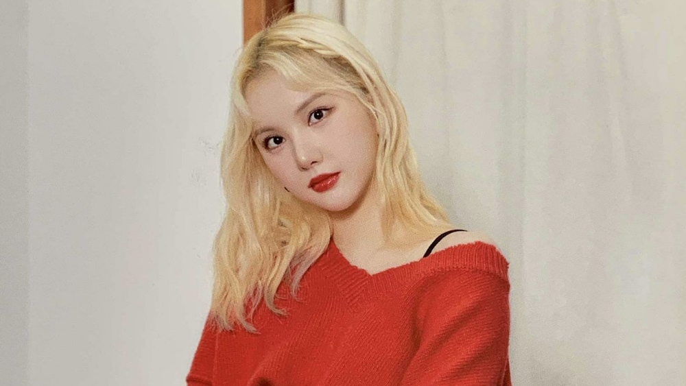 Eunha Asks Fans to Sing Her Newest OST on The SOMESING App